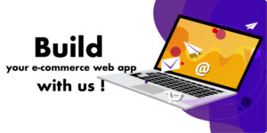 build ecommerce web app